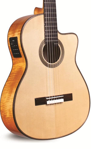Cordoba 12 Maple Crossover Electro Classical Guitar