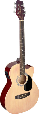 Stagg SA20ACE Acoustic Guitar Natural