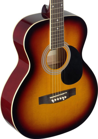Stagg SA20A Acoustic Guitar Sunburst