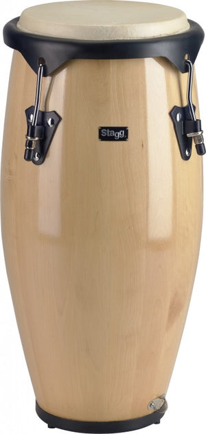 Stagg Portable Wooden Conga, 9""
