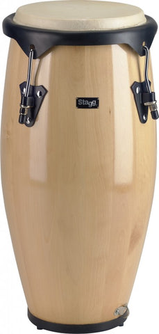 Stagg Portable Wooden Conga, 9