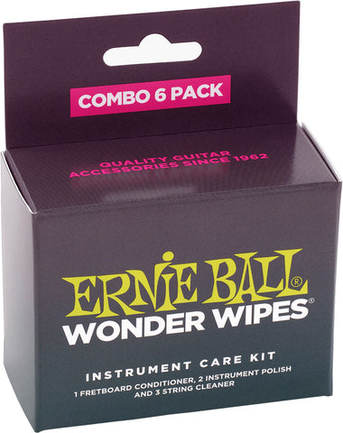 Ernie Ball 4278 Body Polish Wonder Wipes