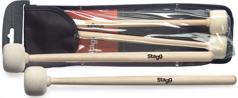 Stagg Timpani Maple Mallets, 1.96