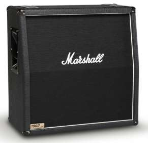 Marshall 1960A Angled Guitar Cabinet