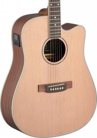 James Neligan ASY-DCE Electro Acoustic Guitar