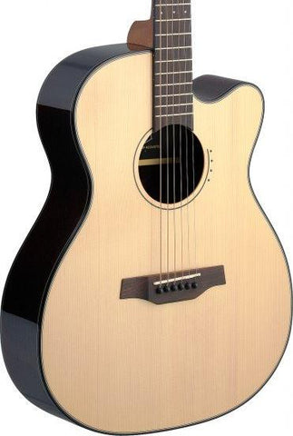 James Neligan LYN-ACFI Electro Acoustic Guitar