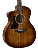 Taylor 224ce-K DLX Left Handed body