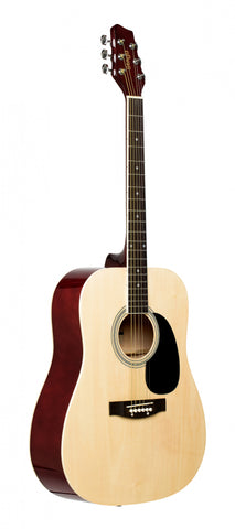 Stagg SA20D Acoustic Guitar Natural