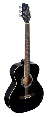 Stagg SA20A Acoustic Guitar, Black