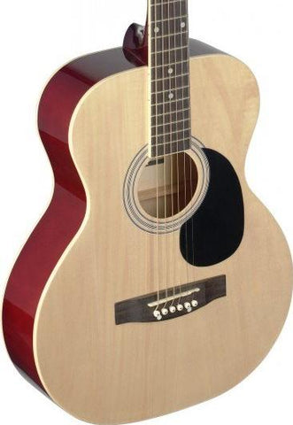 Stagg SA20A Acoustic Guitar Natural