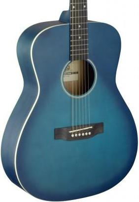 Stagg SA35 Auditorium Acoutic Guitar Blue Burst