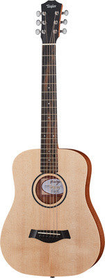 Taylor BT1 Left Handed Baby Taylor ¾ Scale Acoustic Guitar, Spruce