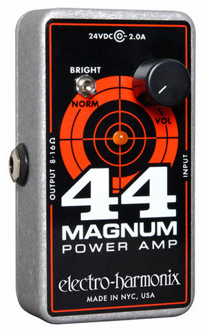 Electro Harmonix 44 Magnum Power Amp, 44 Watts -  - ROSE MORRIS - Electric Guitar FX