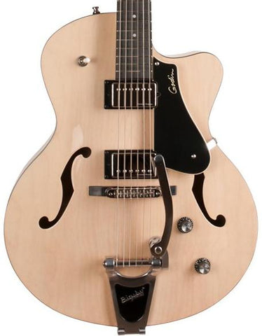 Godin 5th Avenue Uptown GT LTD Trans Cream with Bigsby