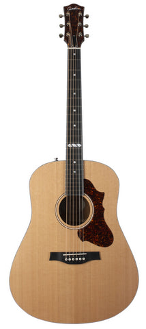 Godin Metropolis Natural Cedar EQ with Tric Case