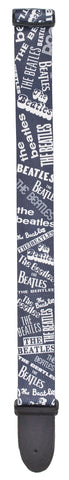 D'Addario Beatles Guitar Strap, Beatlemania