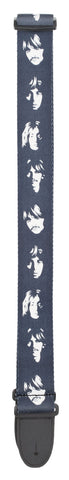 Planet Waves Beatles Guitar Strap, White Album