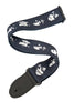 D'Addario Beatles Guitar Strap, White Album
