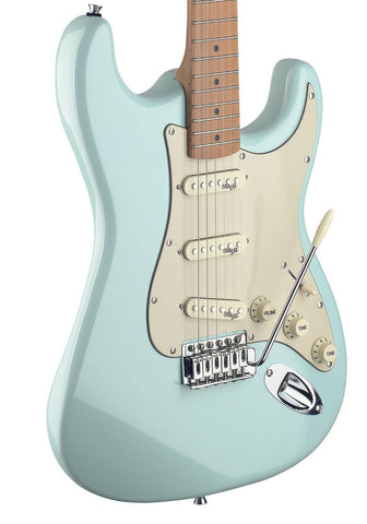 Stagg SES50M Electric Guitar Sonic Blue