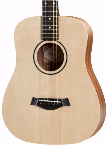 Taylor BT1 Left Handed Baby Taylor ¾ Scale Acoustic Guitar, Spruce -  - ROSE MORRIS - Left Handed Acoustic Guitars - 2
