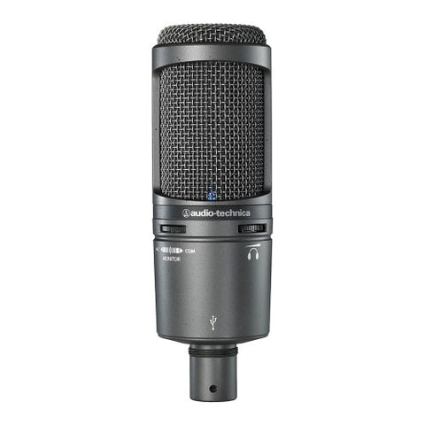 Audio Technica AT2020USB+ Pro Condenser Mic