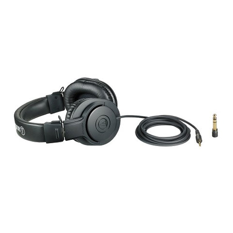 Audio Technica ATH-M20X Monitoring Headphones