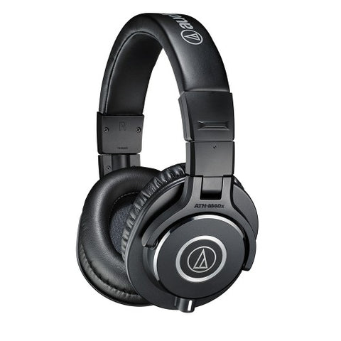 Audio Technica  ATH-M40X Monitoring Headphones