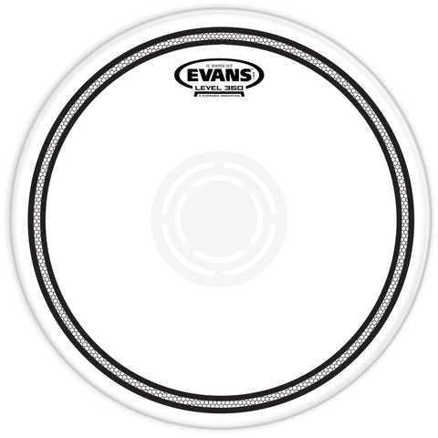 Evans EC1 Reverse Dot Snare Batter Drum Head, 14 inch -  - ROSE MORRIS - Drum Heads - 1