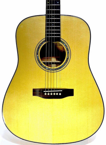 Shaftesbury 3190e-F Dreadnought Electro Acoustic Guitar