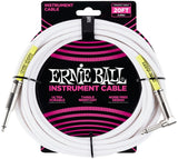 Ernie Ball 6047 Instrument Cable 20ft White