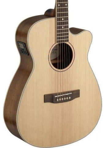 James Neligan ASY-ACE Electro Acoustic Guitar