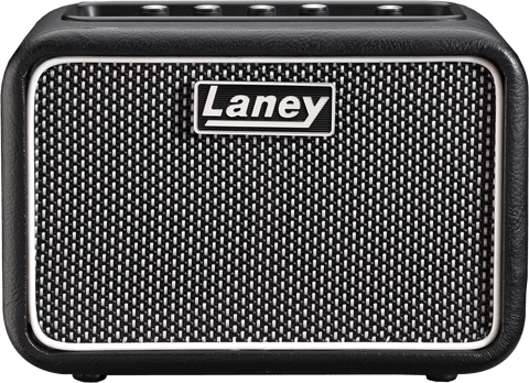 Laney MINI-ST-SUPERG Stereo SuperGroup Battery Powered Mini Amplifier