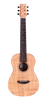 Cordoba Mini II Flamed Mahogany Travel Classical Guitar
