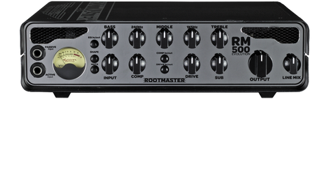 Ashdown RM-500-EVO 500w Rootmaster Bass Head