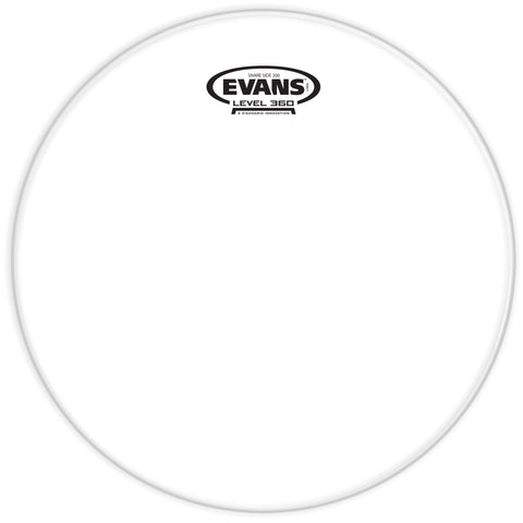Evans Clear 300 Snare Side Drum Head, 14 Inch -  - ROSE MORRIS - Drum Heads - 1