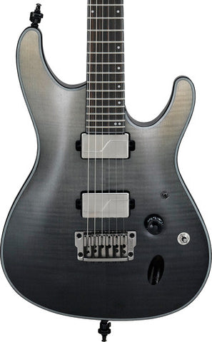 Ibanez S61AL-BML Axion Label S Series Black Mirage Low Gloss