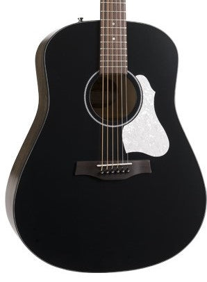 Seagull S6 Classic Electro Acoustic Guitar Black