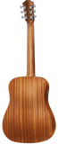Taylor Swift Baby Taylor ¾ Scale Electro Acoustic Guitar - back
