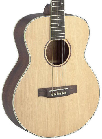 James Neligan ASY-A MINI Acoustic Guitar -  - ROSE MORRIS - Acoustic Guitars - 2