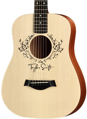 Taylor BT1 Taylor Swift Baby Taylor ¾ Scale Acoustic Guitar -  - ROSE MORRIS - Acoustic Guitars - 2