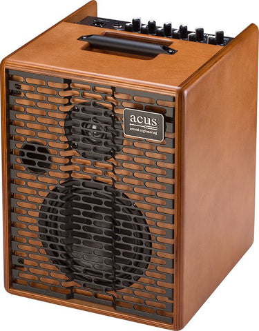 Acus One For Street Wood Acoustic Amplifier