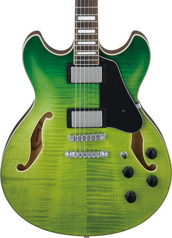 Ibanez AS73FM-GVG Artcore AS Green Valley