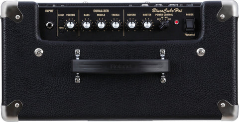 Roland Blues Cube Hot Guitar Amplifier, Black -  - ROSE MORRIS - Electric Amps - 2