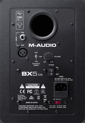M-Audio BX5D3 Active Studio Monitor