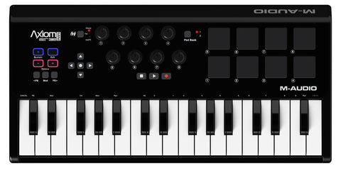 M-Audio Axiom AIR Mini 32 Controller Keyboard -  - ROSE MORRIS - Controller Keyboards