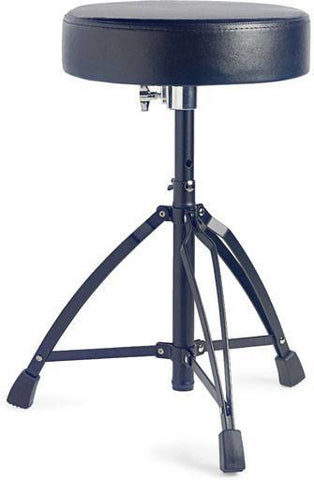 Stagg DT32BK Drum throne - double braced -  - ROSE MORRIS - Drum Hardware