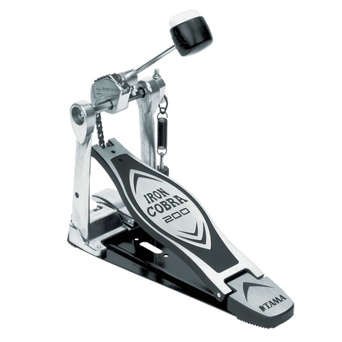 Tama Iron Cobra 200 Series Single Drum Pedal -  - ROSE MORRIS - Drum Hardware