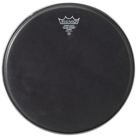 Remo Black Suede Emperor Head -  - ROSE MORRIS - Drum Heads