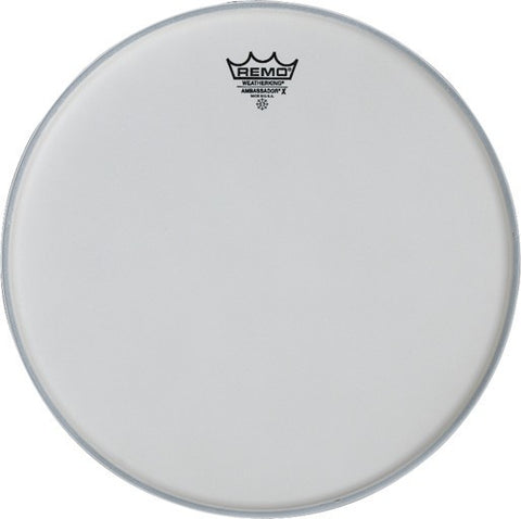 Remo Coated Ambassador X Head -  - ROSE MORRIS - Drum Heads