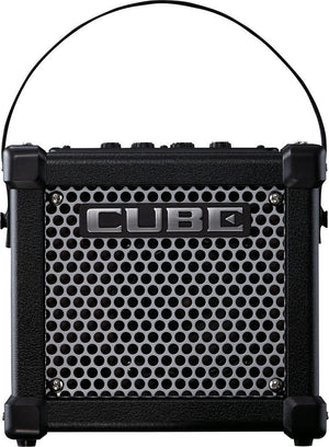 Roland Micro Cube GX Guitar Amplifier, Black -  - ROSE MORRIS - Electric Amps - 1